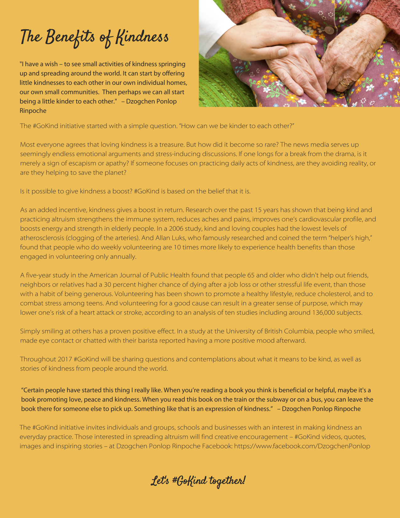 The Energy Bus Quotes Press  Dzogchen Ponlop Rinpoche