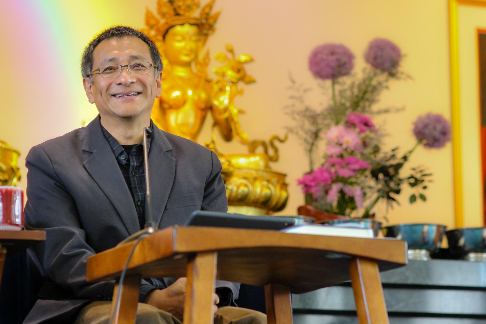 Dzogchen Ponlop Rinpoche_Nalanda West_Seattle WA 2016